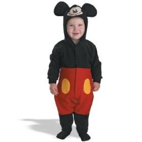 disfraz de Mickey Mouse para niños
