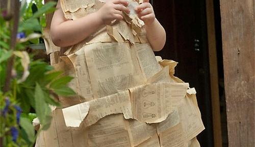 Disfraces de papel