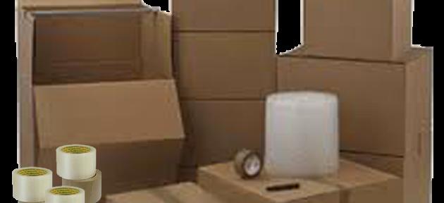 Lo que se puede hacer con una caja de cartón