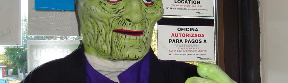 Los clásicos del terror salen a la calle la noche de Halloween.