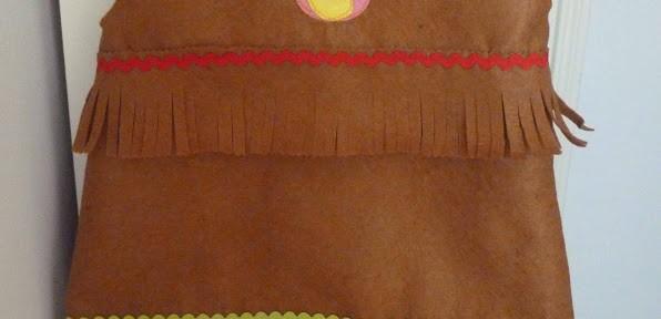 Cómo hacer un disfraz de india casero