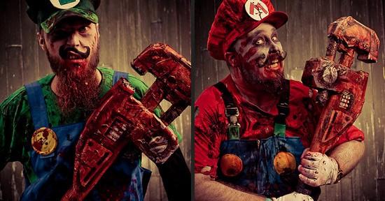 Súper Mario Bross (y Luigi)